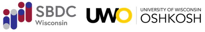 UWO & SBDC co-brand logo