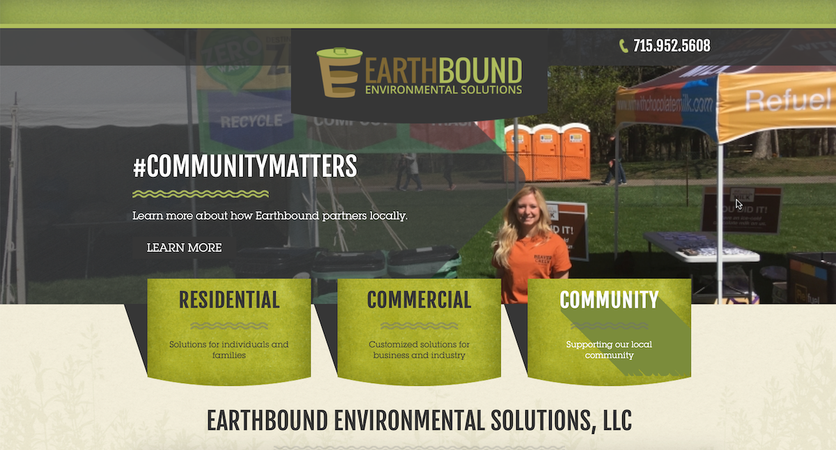 Earthbound Environment Solutions